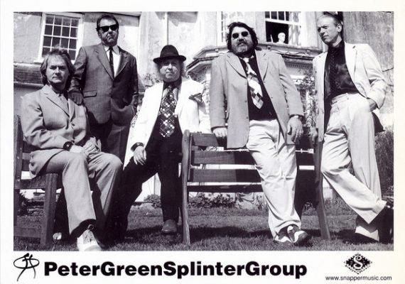 Peter Green & Nigel Watson / Splinter Group – 'Traveling Riverside Blues' (4 versions)